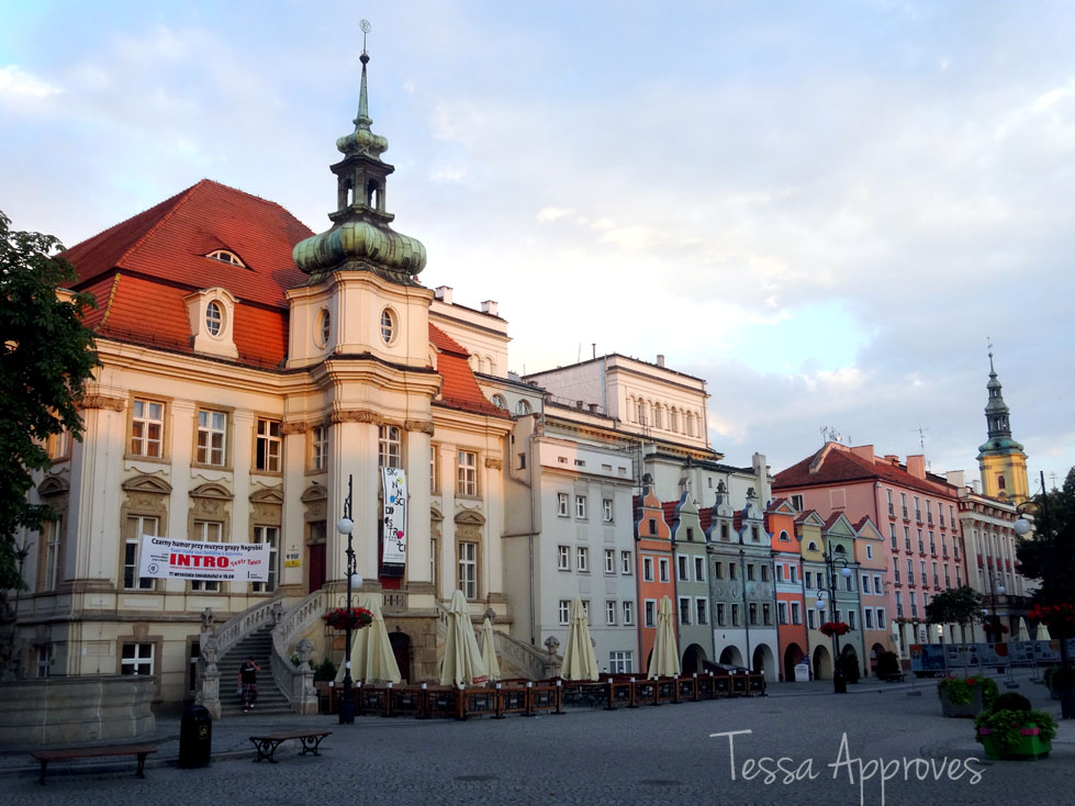 Legnica Old Town