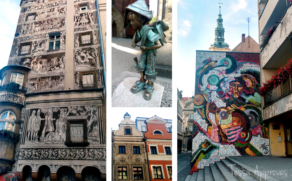 Sights around Legnica
