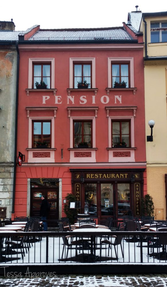 Pension Restaurant Atmosfera Loket