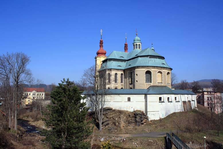 hejnice basilica pilgrimage church